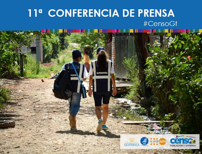 11a. Conferencia de Prensa