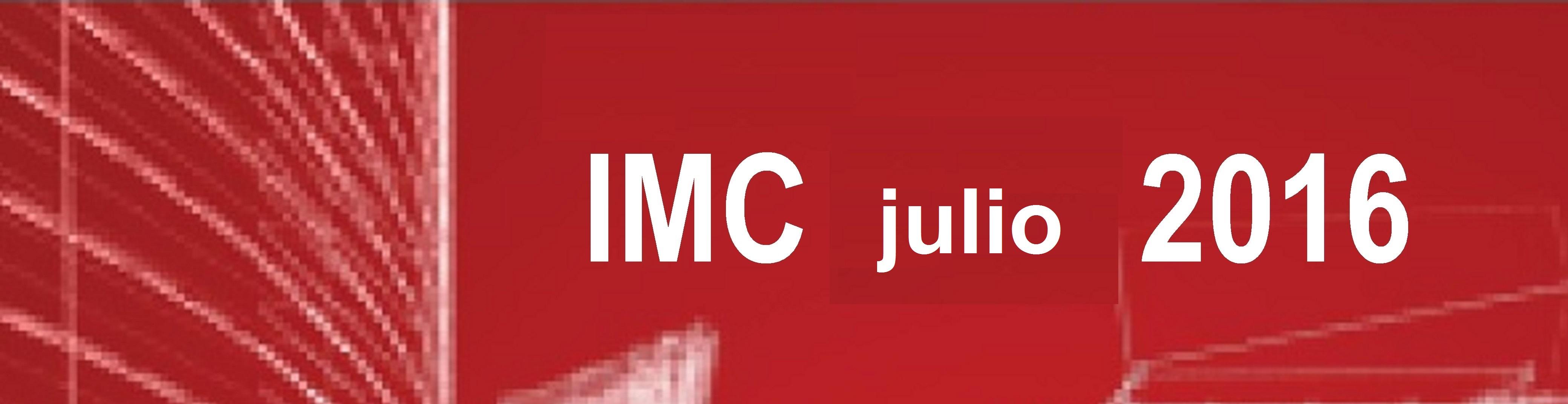 Indice de Precios de Materiales de Construccion - Julio 2016