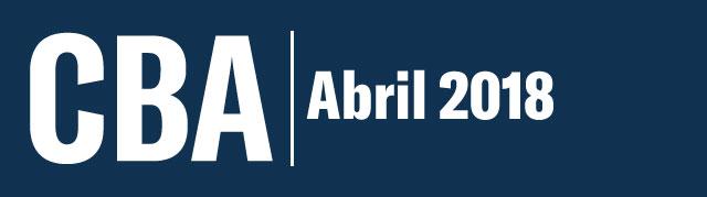 Informe mensual al mes de abril de costo mensual de la canasta básica alimentaria
