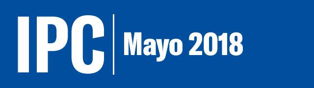 Informe mensual del IPC al mes de mayo de 2018