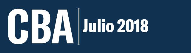 Informe mensual al mes de julio del costo mensual de la canasta básica alimentaria