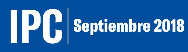 Informe mensual del IPC al mes de setiembre de 2018