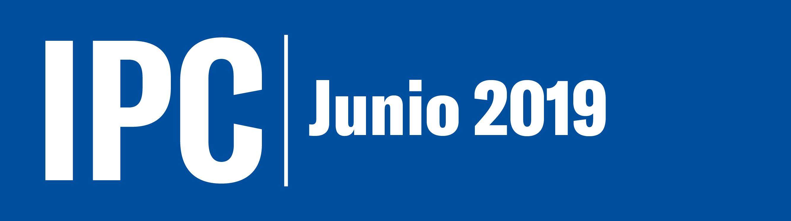 Informe mensual del IPC al mes de junio de 2019