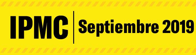 Informe mensual al mes de septiembre del costo mensual de Precios de Materiales de Construccion