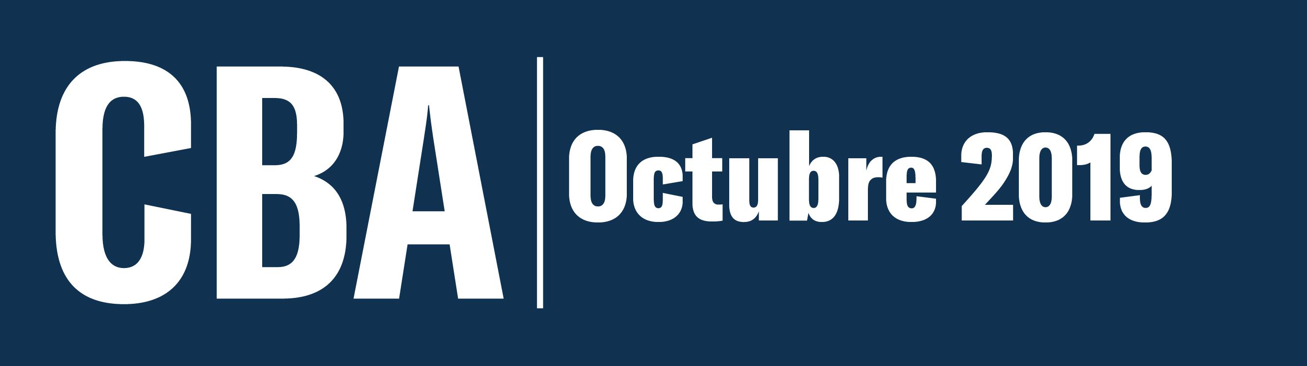 Informe mensual al mes de octubre del costo mensual de la Canasta Básica Alimentaria