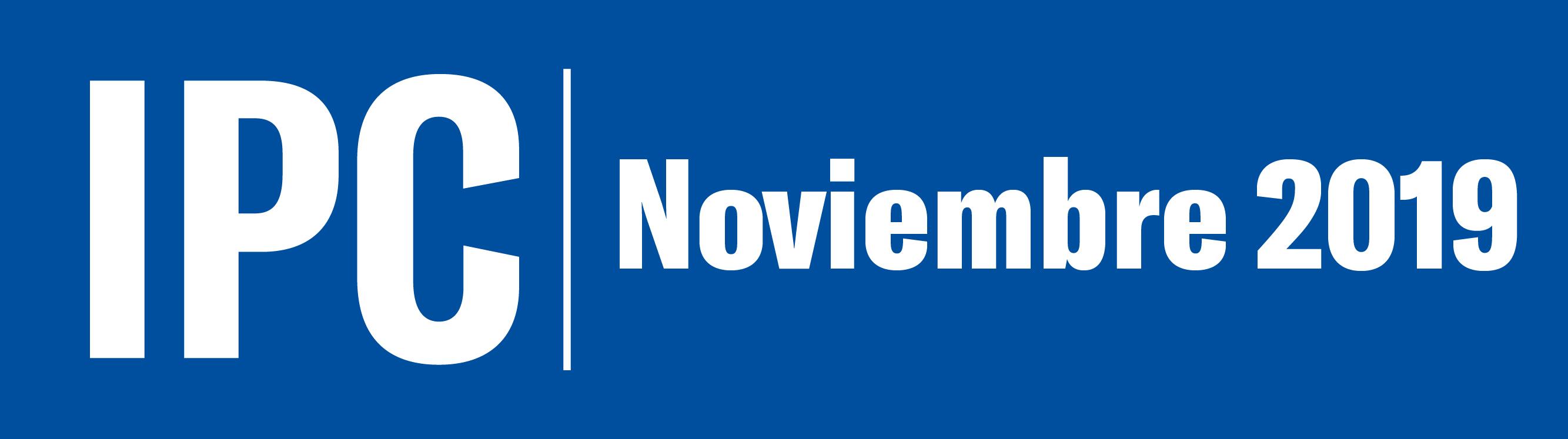 Informe mensual del IPC al mes de noviembre de 2019